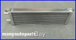 Universal Air to Water Intercooler Aluminum Liquid Heat Exchanger New