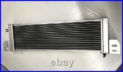 Universal Alloy Aluminum Radiator Heat Exchanger Air to Water Intercooler