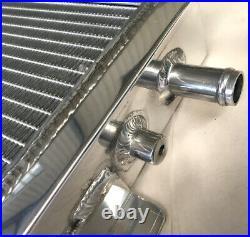 Universal Aluminum Cooling Racing Radiator Heat Exchanger Air Water Intercooler