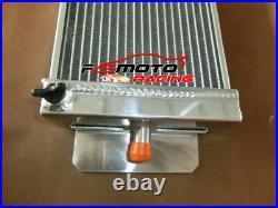 Universal Aluminum Heat Exchanger Air to Water Intercooler Radiator