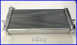 Universal Aluminum Heat Exchanger For Air to Water Intercooler Supercharger
