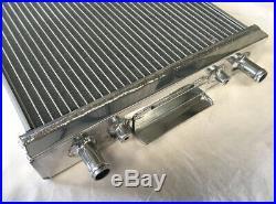 Universal Aluminum Radiator Heat Exchanger Air-Water Intercooler 37x14x2.12