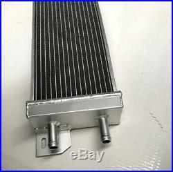 Universal Aluminum Radiator Heat Exchanger Air to Water Intercooler