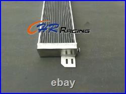 Universal Heat Exchanger Air to Water Intercooler Turbo Aluminum Liquid Radiator