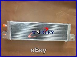 Universal Liquid Heat Exchanger Air to Water Intercooler full Aluminum